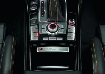 Audi RS6 Plus: con la familia a 303 kilómetros por hora
