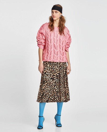 Zara Jersey Rebajas 02