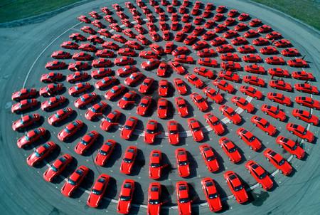 70 años de Porsche en imágenes. Parte II