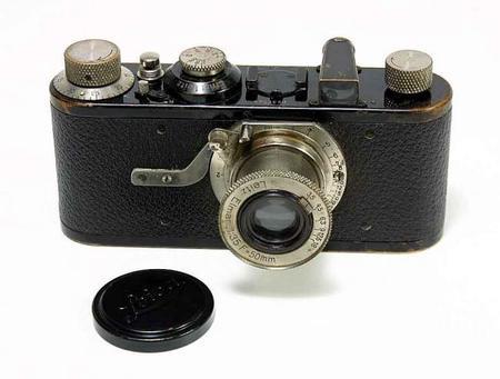 El fetichismo por Leica alcanza los 2 millones de euros