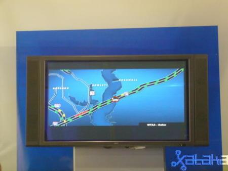 Telefónica y Navteq colaboran para obtener datos del tráfico