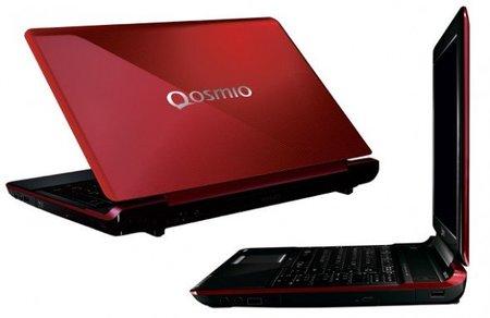 Qosmio F750 2