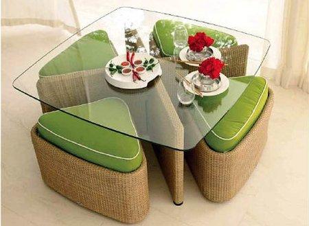 Muebles de terraza Sushi