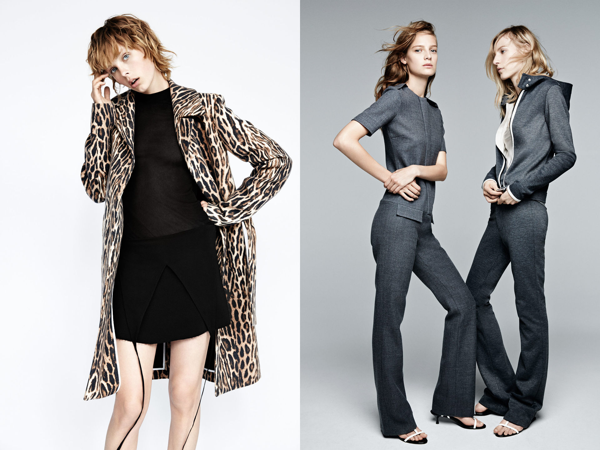 Zara catálogo Otoño-Invierno 2014/2015