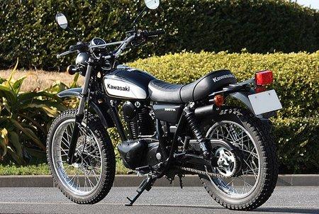 Kawasaki 250 TR