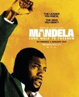 'Mandela: Long Walk to Freedom', tráiler y carteles