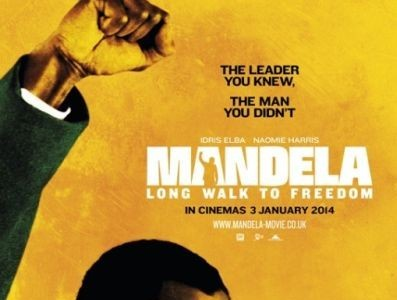 'Mandela: Long Walk to Freedom', tráiler y carteles