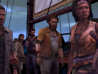 The Walking Dead: Michonne, a la venta en Google Play la nueva aventura gráfica de TellTale Games