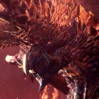 El imponente Alatreon y la cuarta actualización de Monster Hunter World: Iceborne llegarán la semana que viene