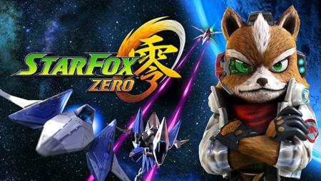 Nuevo record, completan Star Fox Zero en una hora y treinta y tres minutos
