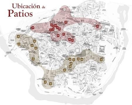 Cuatro rutas guiadas gratuitas para conocer los Patios de Toledo