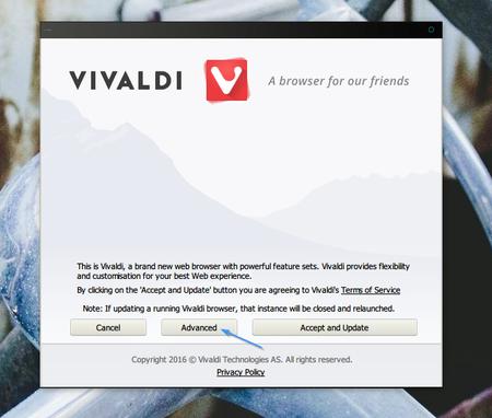 Vivaldi Avanzado