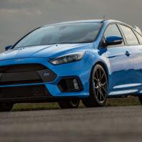 ¡400 CV para el Ford Focus RS! Así es la última locura de Hennessey Performance