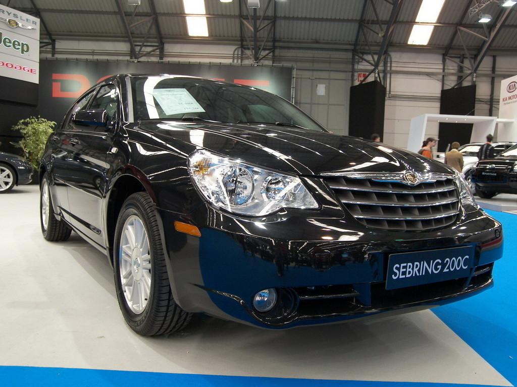 Foto de Chrysler Sebring en el Salón de Vigo (1/13)