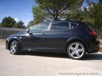 Prueba: SEAT León FR (parte 3)