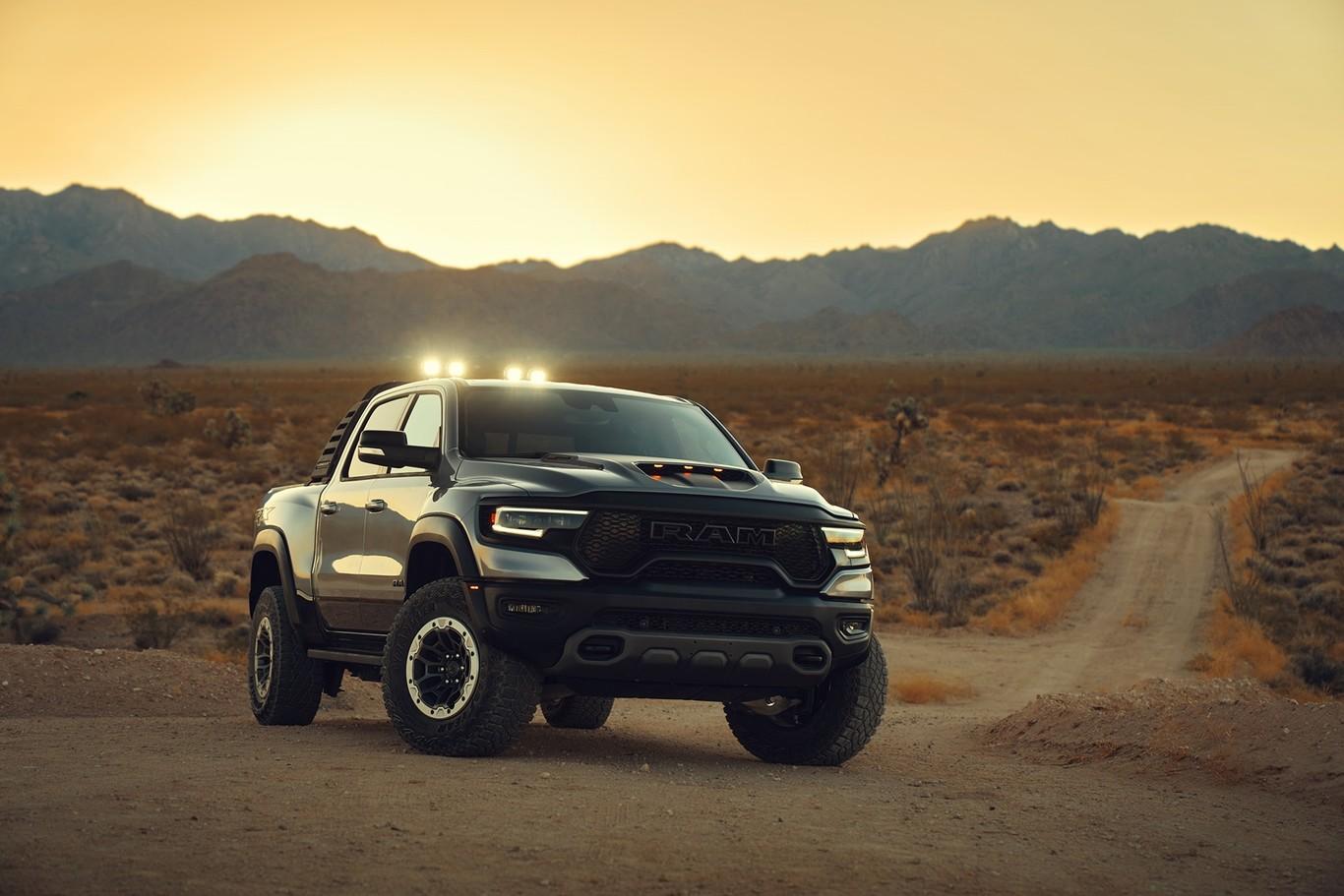 2021 Dodge Ram 1500 Exterior