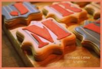Todo motivo de celebración merece una buena cookie, y si es personalizada... ¡Mejor!
