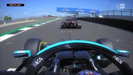 Hamilton Verstappen Gran Bretana F1 2021