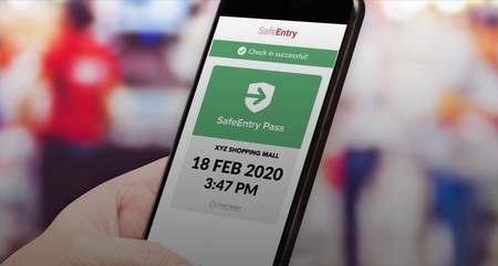 Singapur exigirá a todas las tiendas un registro digital del nombre, DNI, teléfono y hora de todos los visitantes cuando entren y salgan