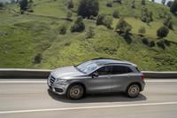 Mercedes asume que no fabrica suficientes crossover GLA