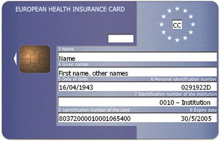 La Tarjeta Sanitaria Europea, compañera imprescindible de viaje