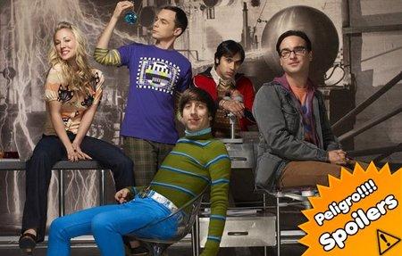 'The Big Bang Theory', risas aseguradas para la cuarta temporada