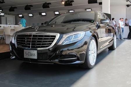 Mercedes-Benz S 500 Plug-in HYBRID, desvelado antes de Frankfurt
