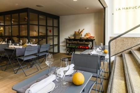La Maruca, gastronomía cántabra en plena calle Velázquez de Madrid