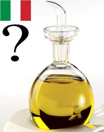 La mentira del aceite de oliva
