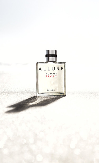 La colonia Allure Homme Sport, un auténtico chute de energía revigorizante para empezar bien el día
