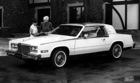 1984 Cadillac El Dorado