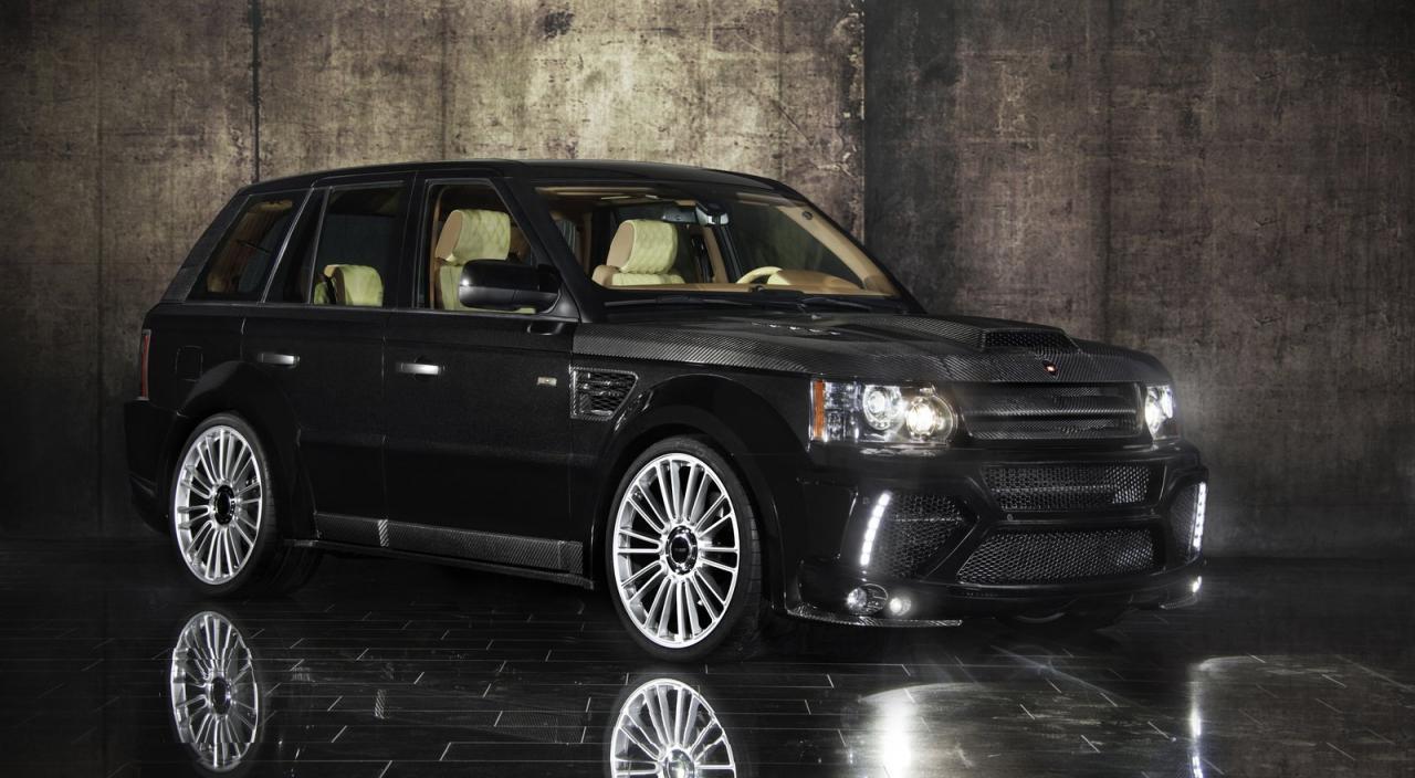 Foto de Range Rover Sport por Mansory (2/16)