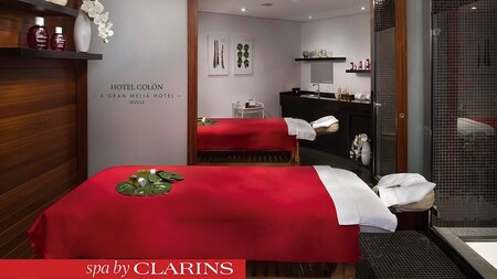 spa clarins
