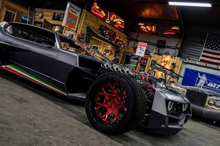 Lamborghini Espada Tipo Hot Rod 3