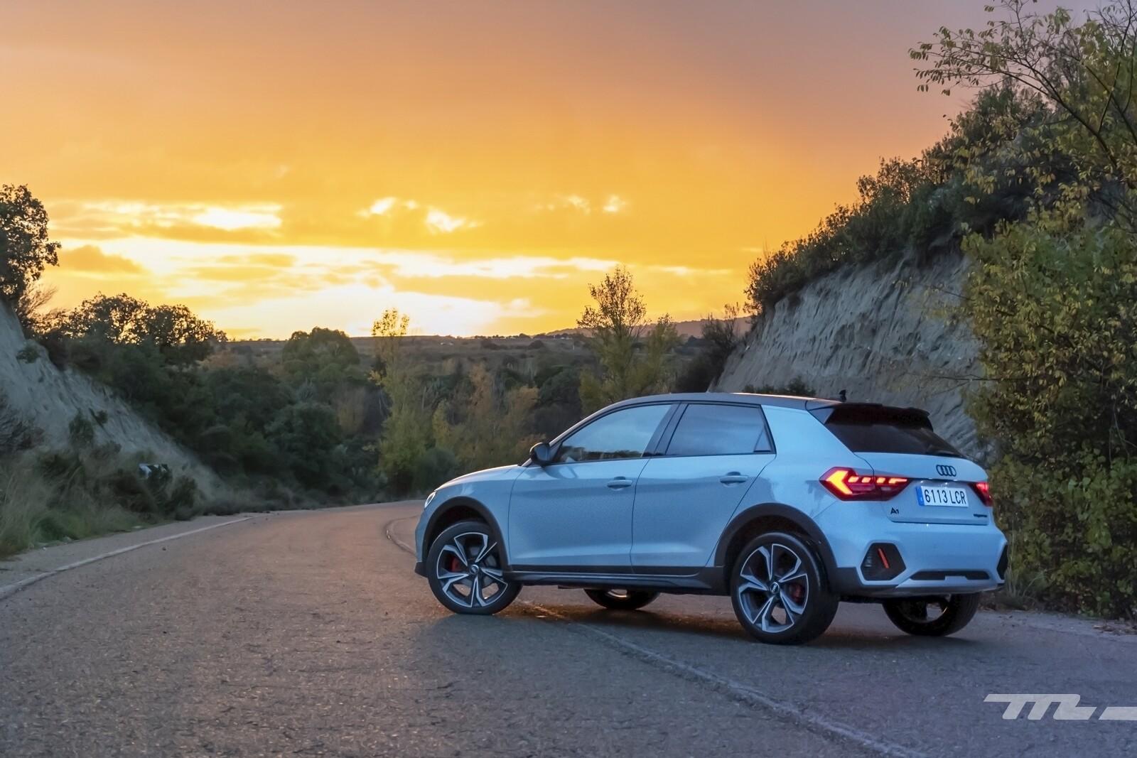 Foto de Audi A1 Citycarver 2020 prueba (38/39)
