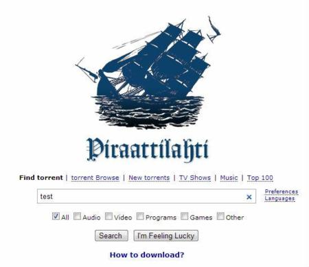 El cazador cazado. The Pirate Bay demanda al grupo antipiratería finlandés