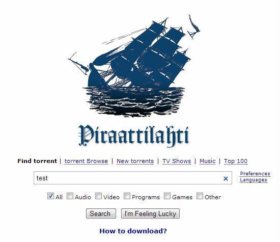 pirate bay trolled