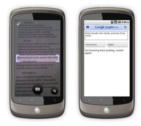 Quien tiene un teléfono con Android, tiene un tesoro que le puede traducir textos
