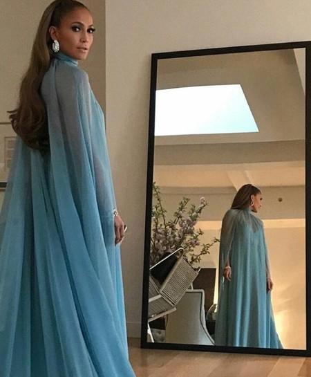 Jennifer Lopez sorprende por su sencillez y elegancia en la Gala MET 2017