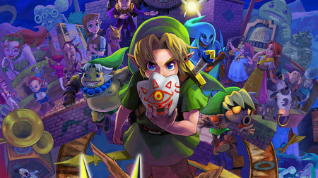 Zelda Majora S Mask 3d