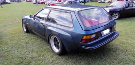 Porsche 924 Turbo Shooting Brake Artz