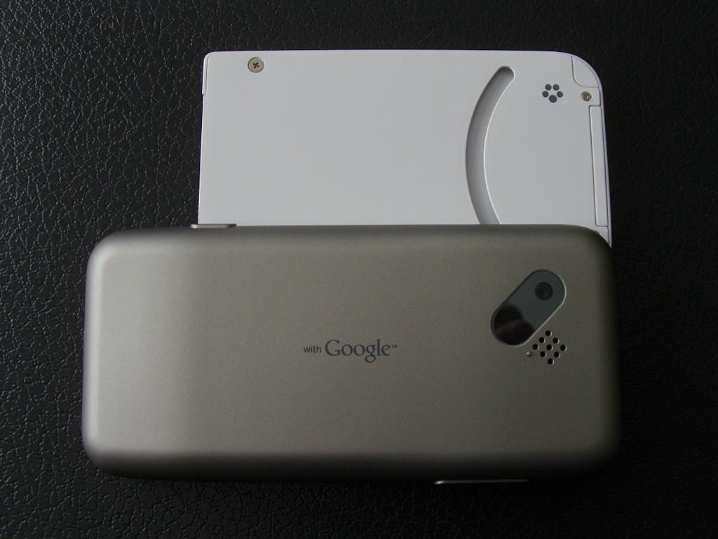 Foto de T-Mobile G1 White (8/24)