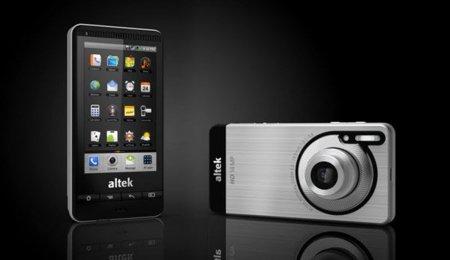 Altek Leo 3.5G, un teléfono a una cámara pegado que llegará a Europa en 2011