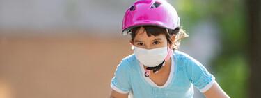 Uso de mascarillas en niños cuando practican Educación Física y deporte: en qué casos se recomienda y cómo hacer un uso seguro