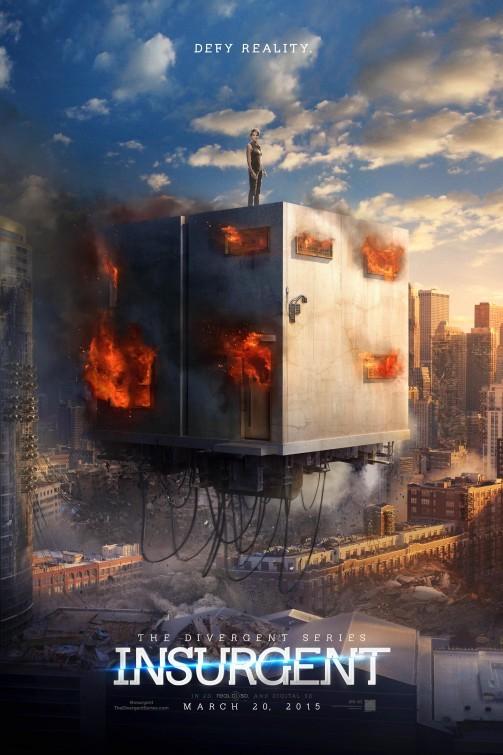 Foto de Carteles de 'La serie Divergente: Insurgente' (9/27)