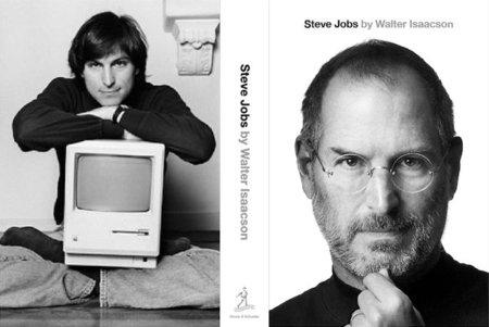 La biografía de Steve Jobs se convierte en el libro más vendido del año en Amazon