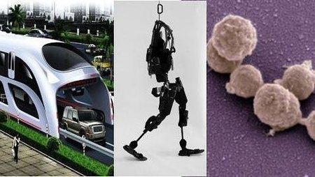 Los 50 mejores inventos del 2010 según la revista 'Time'