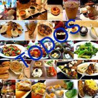 Solución a la adivinanza: todos los platos eran saludables