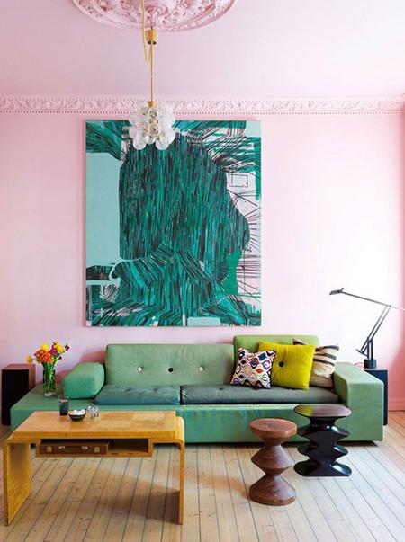 Sofa Verde 13