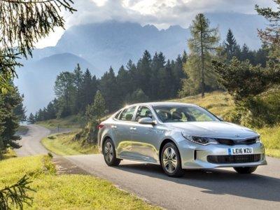 Kia Optima Plug-in: el primer híbrido enchufable de Kia comienza a venderse en Europa